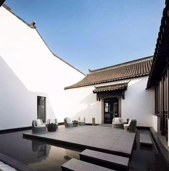 中式 · 院落