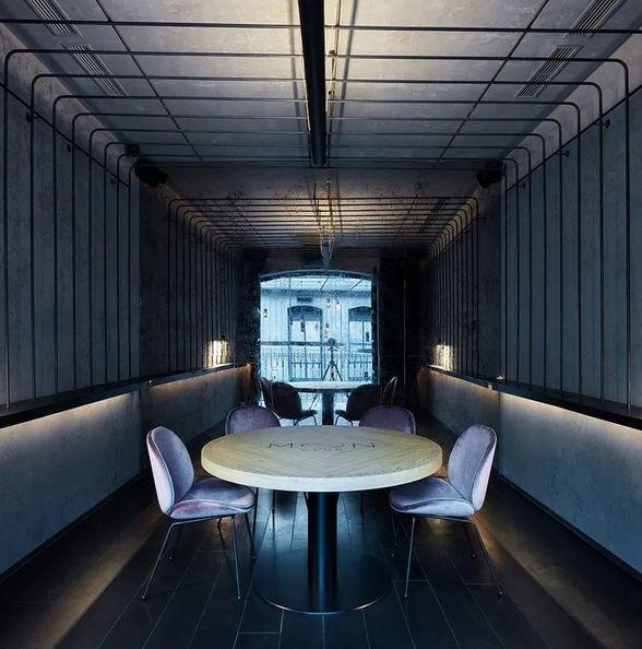 超高颜值俱乐部、酒吧设计