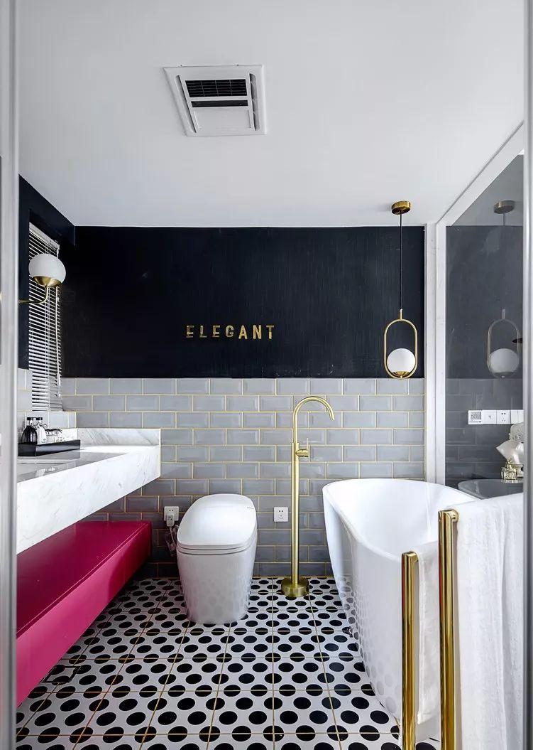 10个卫生间装修攻略,打造完美卫生间!