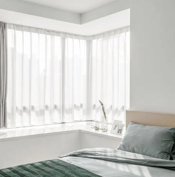 超时性的极简设计,宁静而克制的住宅