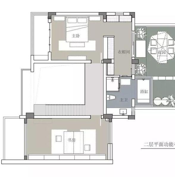 216平的复式楼大宅,现代风的设计,带来简约时尚的感觉