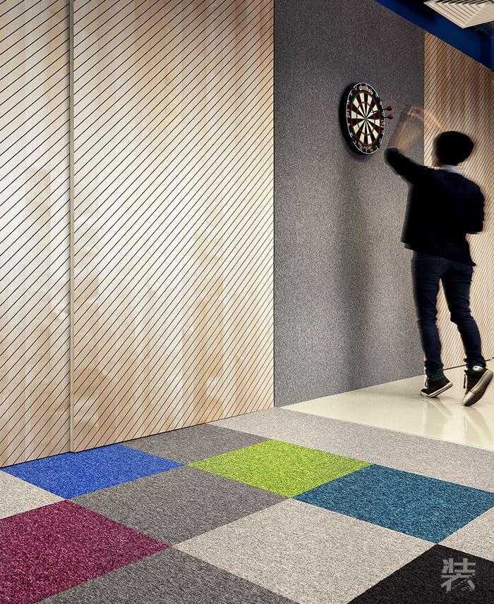 保加利亚siteground办公室空间设计(分享是为了更好的设计,来源:互联