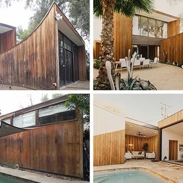 亚利桑那州的1980年翻建住宅装修效果图