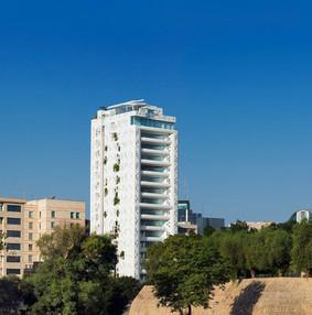 塞浦路斯,尼科西亚,多功能塔楼
