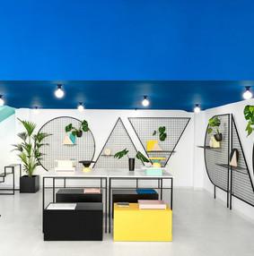 西班牙瓦伦西亚Masquespacio专卖店的独特设计创意