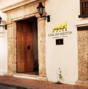 哥伦比亚的Casa San Agustin酒店