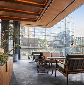 三里屯餐饮空间设计