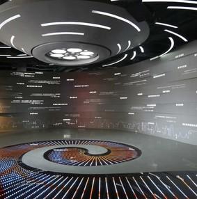 数字化体验展厅——青岛电影博物馆