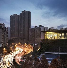 重庆印江州 / 斥资1.8亿的顶级悬崖会所