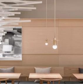 古鲁奇设计北京雁舍餐厅商业空间设计