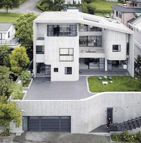 建筑事务所 Yuan Architects 最新住宅项目