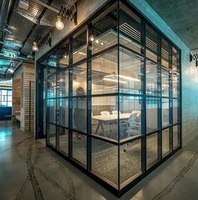 网络安全公司以色列办公室设计