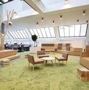 职业社交网站LinkedIn慕尼黑办公室设计