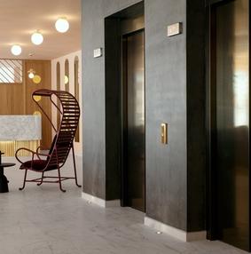 马德里优雅的Madrid酒店设计