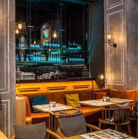 伊斯坦布尔Happy Moon餐厅设计
