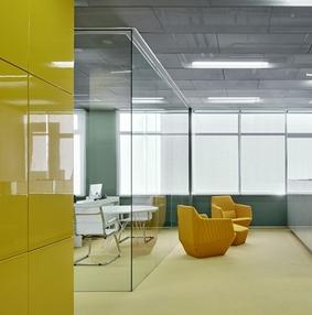 商业办公中心室内设计