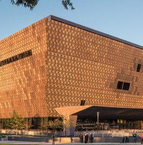 美国非洲裔历史文化国家博物馆设计