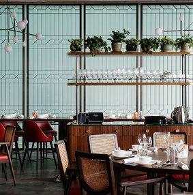新加坡博物馆皇后中式餐厅设计