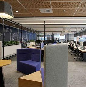 悉尼UniSuper办公空间设计