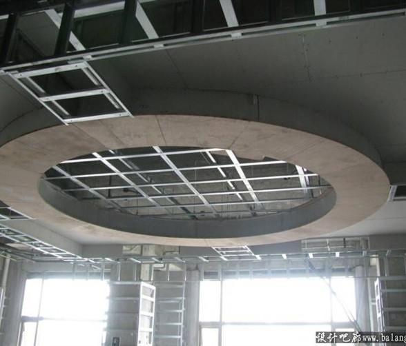 吊顶结构(一)