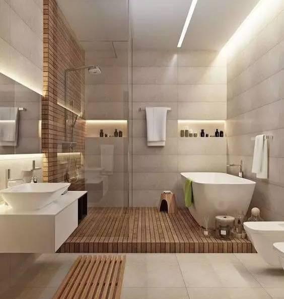 卫生间设计好方案
