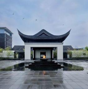 中式古典度假酒店 | 安吉悦榕庄