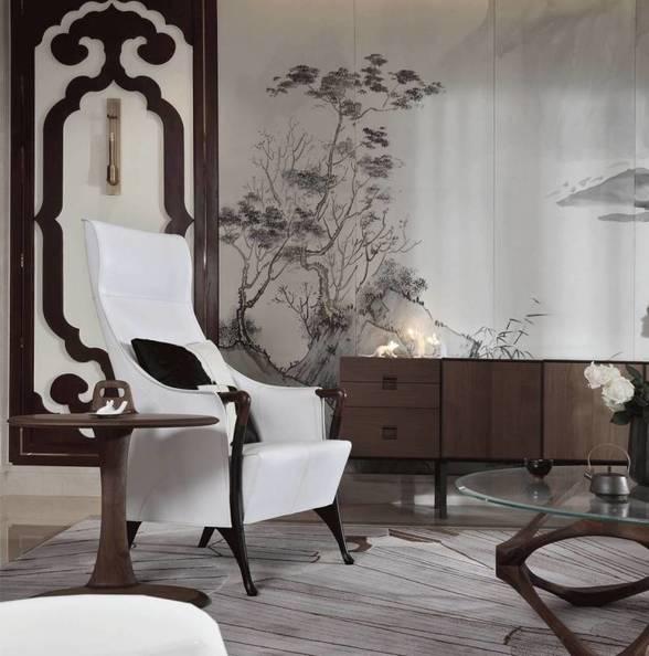 融合东方意境与当代美学所打造的回归中国生活方式的潜心之作
