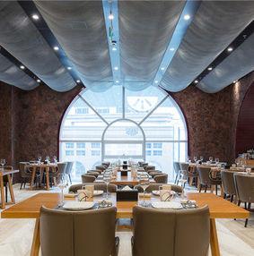 时间轴TIME LINE西餐厅室内设计