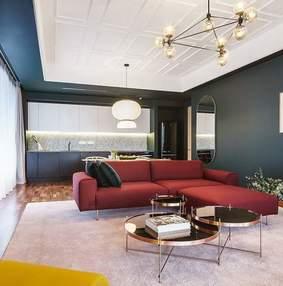 165m²典雅现代住宅