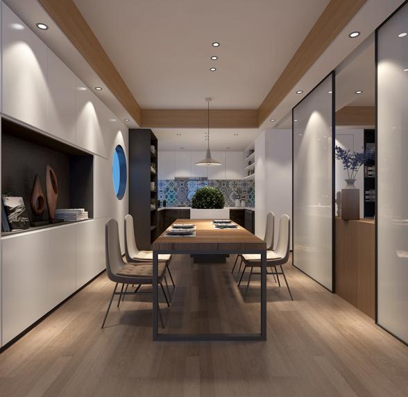 新中式现代装风格