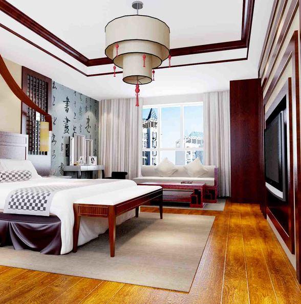 非常装精选卧室装修效果图