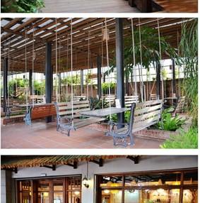 台北植物园森林派对咖啡馆设计