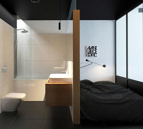 卫生间采光设计