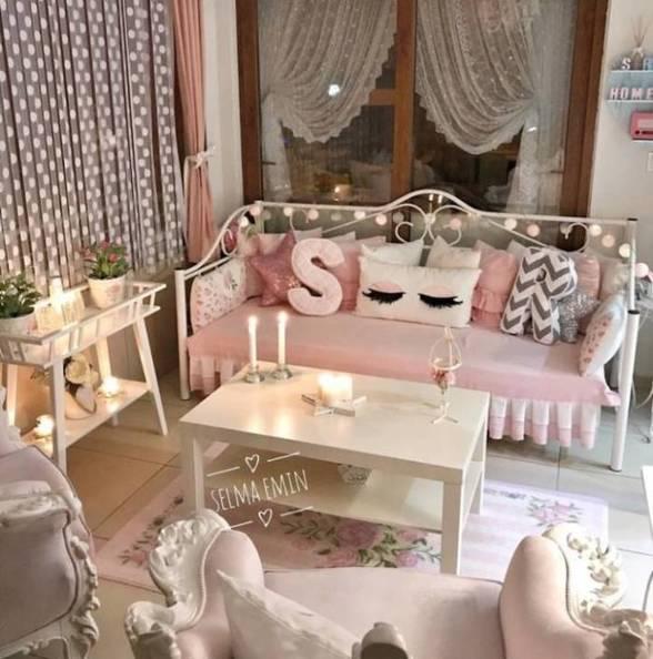 美少女客厅