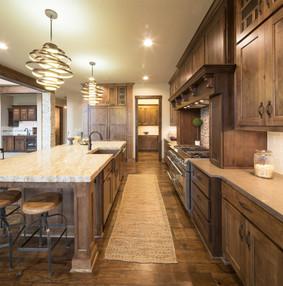 实木厨房橱柜
