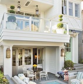 很多设计手法可以借鉴使用在室外