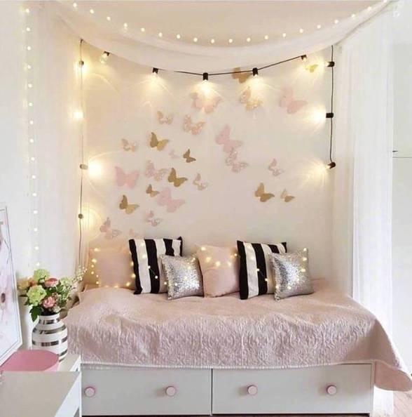 美少女的卧室