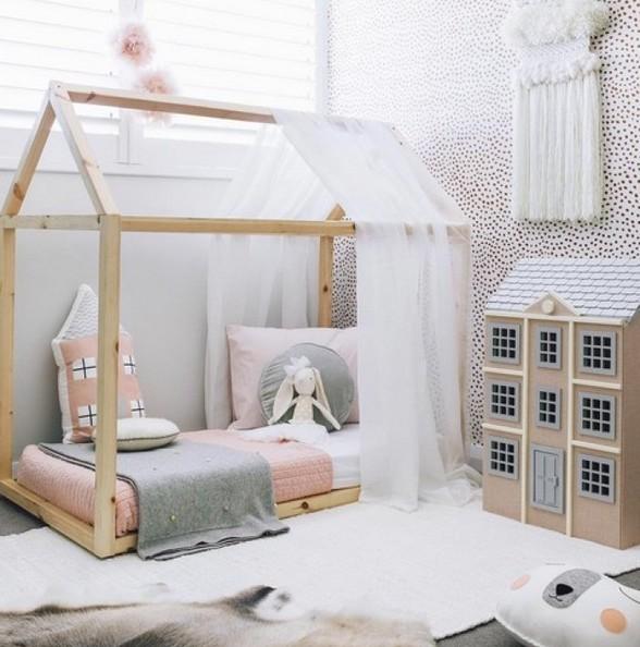 大人也爱这样的儿童房啊