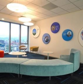 保险公司办公室装修设计