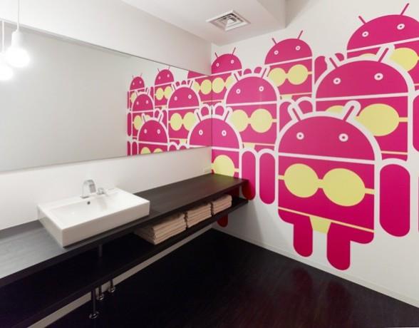 谷歌最新的东京办公室设计装修