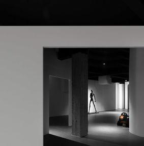 艾克建筑/追梦生活艺术展厅