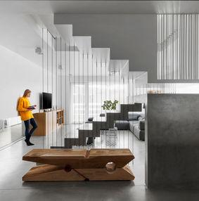 设计师BálintJaksa的公寓设计