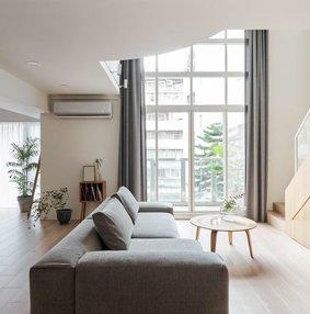 叙研设计/暖暖的舒服家