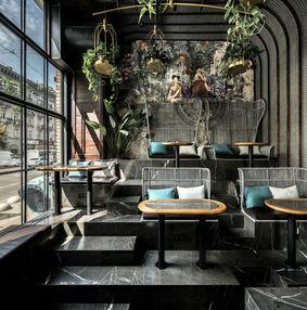 乌克兰现代越南菜餐厅