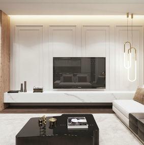 国外极简风格大宅设计