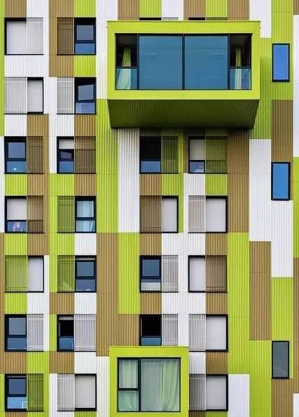 建筑开窗43例