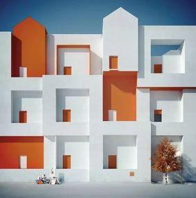 建筑立面开窗70例